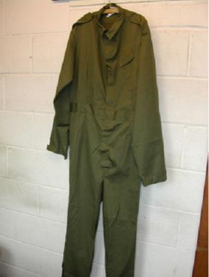Coverall Raf uk olive