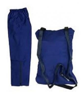 Dutch Gore tex trouser Blue