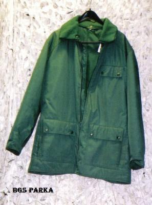 German Goretex parka B.G.S.
