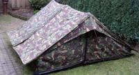 Dutch DPM Tent Steel used